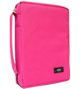 Pink Basic Bible Cover #BBL138