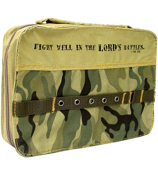 Camouflage Bible Cover #BBM201