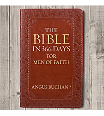 The Bible in 366 Days for Men of Faith #BIT010