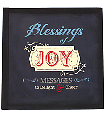 """Blessings of Joy"" Book #GB030"