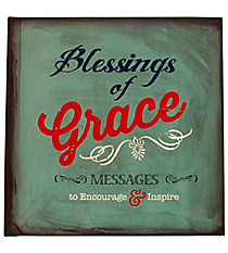 """Blessings of Grace"" Book #GB032"