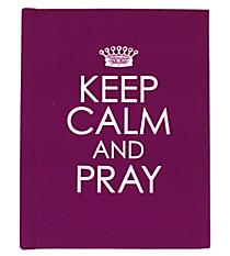 """Keep Calm and Pray"" Book #GB033"