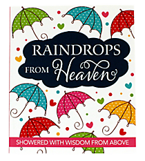 """Raindrops from Heaven"" Book #GB035"
