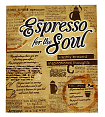 """Espresso for the Soul"" Book #GB037"