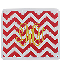 Chevron Mouse Pad #193 *Choose Your Color