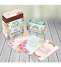 """101 Promises From God For Women"" Promise Cards #BX094"