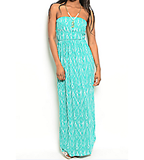 My Kind of Night Maxi Dress, Jade #C77-A-KD50204 *Choose Your Size