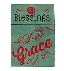 """101 Blessings of Grace"" Promise Cards #BX082"