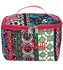 Bohemian Spirit Case with Fuchsia Trim #008-647-F