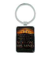 You on His Mind Keyring #KEP021