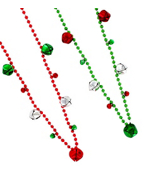 "30"" Jingle Jangle Necklace #BELL-NK-SHIPS ASSORTED"