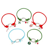 One Holiday Treasure Stretch Bracelet #YT-BNDB-SHIPS ASSORTED