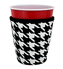 Houndstooth Cup Cozy #CCOZ-HT