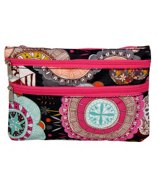 Crazy Daisy Travel Pouch #CB2-3011-4