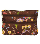 Peaceful Petals Travel Pouch #CB2-3049-3