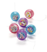 One Dozen Mini Easter Yo-Yos #37/1050