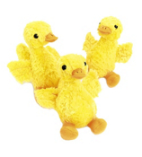 One Dozen Plush Easter Ducklings #37/692