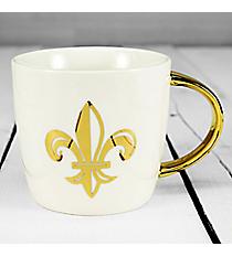 'Fleur De Lys' Coffee Mug #F155270