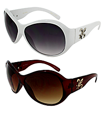 ONE PAIR OF DESIGNER LOOK SUNGLASSES #FDL2010