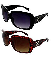 ONE PAIR OF DESIGNER LOOK SUNGLASSES #FDL2984