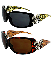 ONE PAIR OF DESIGNER LOOK SUNGLASSES #FDL401