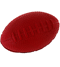 One Burgundy School Spirit Foam Football #13602366