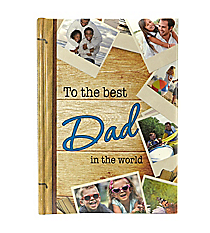 """To the Best Dad in the World"" Book #GB040"