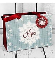 Matthew 12:21 'Hope' Small Gift Bag #GBA111