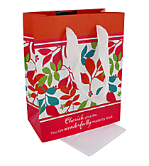 """God's Blessings"" Small Gift Bag #GBA008"