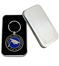 Jeremiah 29:11 Graduation Keyring in Gift Tin #KGL014
