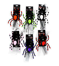 One Wicked Wear Spider Wrap #H-8WAY-SHIPS ASSORTED