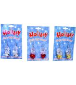 One Christmas Jingle Bell Earrings #YT-FJER