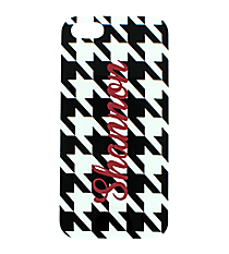 Houndstooth iPhone 5 Case #OMU-IP5-HT