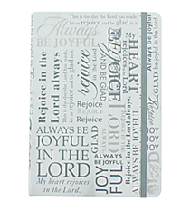 Rejoice Hardcover Journal #JBB026