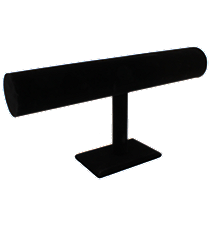"6"" Bracelet Bar in Black #TBAR-BR12"