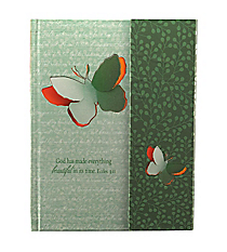 Ecclesiastes 3:11 Hardcover Flap Journal #JL162