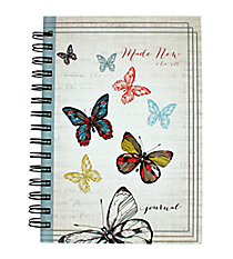 2 Corinthians 5:17 Large Wirebound Journal #JLW003