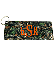 Camouflage Metal Keychain #KC-5268