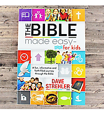 The Bible Made Easy for Kids #KDS476