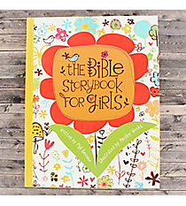 The Bible Storybook for Girls #KDS512