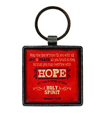 Hope Metal Keyring #KEP023