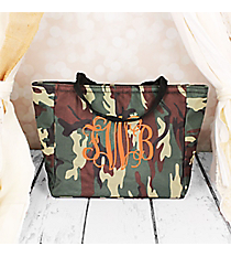 Camo Insulated Lunch Bag #LB103-513