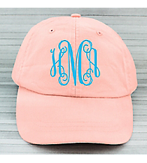 Washed Light Pink Baseball Cap #LP101
