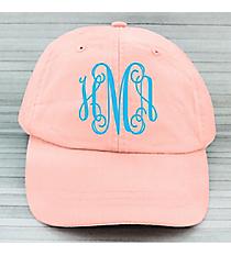 Washed Light Pink Baseball Cap #LP101