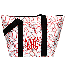 Baseball Insulated Lunch Bag #LT15-3045