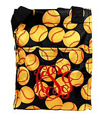 Softball Insulated Lunch Tote #LT11-3055