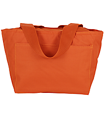 Burnt Orange Insulated Lunch Bag #8808-07-BTORANGE