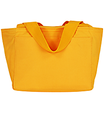 Golden Yellow Insulated Lunch Bag #8808-05-GLDYELLOW