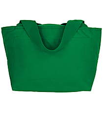 Kelly Green Insulated Lunch Bag #8808-KELLY