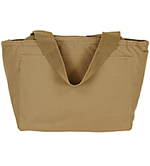 Khaki Insulated Lunch Bag #8808-26-KHAKI
